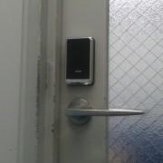 キーレス・電気錠(電池式)/セキュリティ対策!