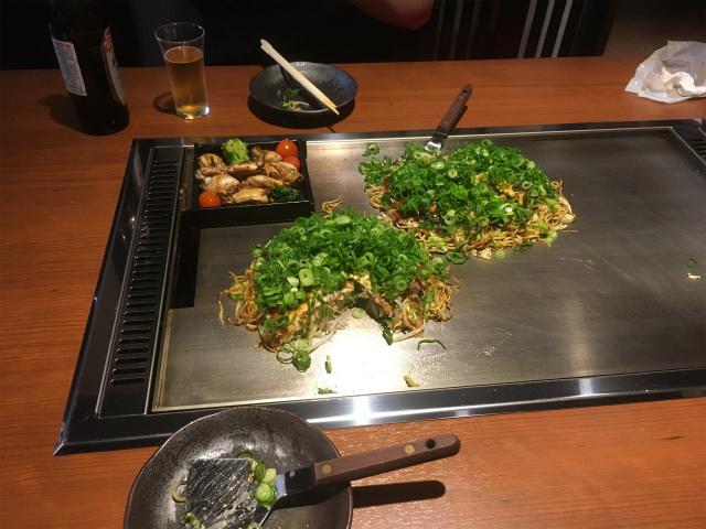 店舗~新規改修工事~吉祥寺 広島お好み焼・鉄板焼